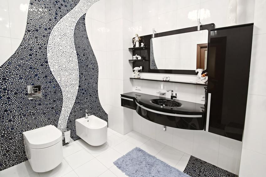 Carrelage et mosa que salle de bain lire for Couleur salle de bain bonne mine