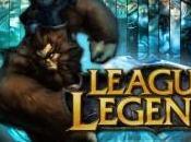 League Legends, plus joué l'internet