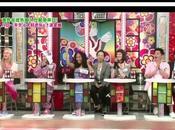 copine Maria télé japonaise avec Hello Kitty