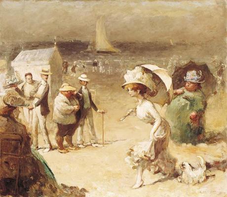 Lieux qui ont inspiré les peintres. 5 La côte d'Opale Wissant, Etaples et Berck