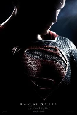 Superman Man of Steel : Un nouveau poster …