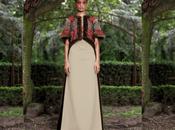 Givenchy, très sixties bohème l'hiver prochain