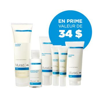 MURAD, TRAITEMENT ANTI-ACNE