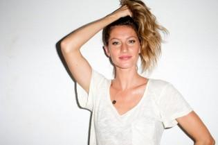 Gisele Bundchen par Terry Richardson