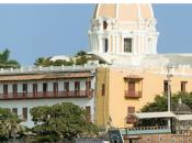 luxe français dans cadre colonial colombien