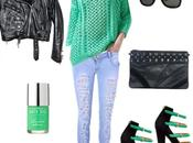 Look jour Punky Green