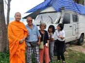 Moine bouddhiste notre Iveco