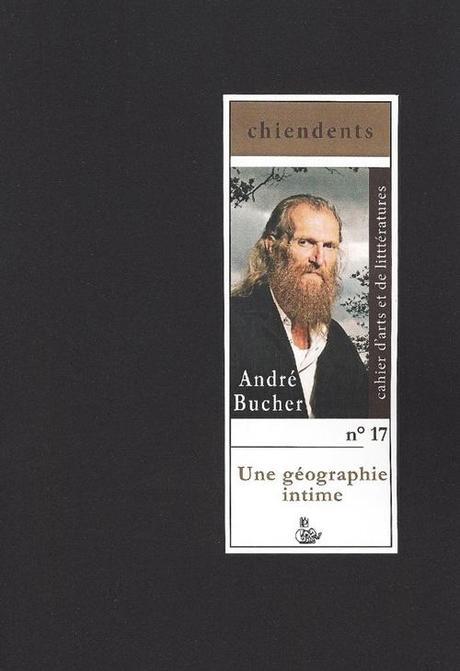 André Bucher, Une géographie intime