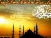 Ramadan Karim tout musulmans