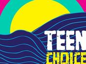 Teen Choice Awards 2012 palmarès