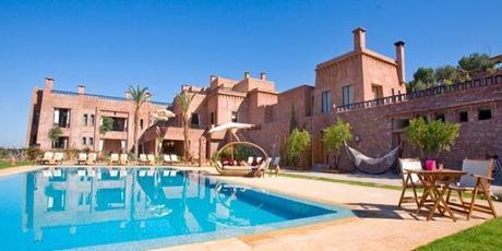 La Kasbah Agounsane, le bijou de Marrakech