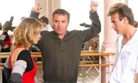 Emmanuelle Béart, le réalisateur Fabien Onteniente et Franck Dubosc