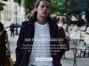 Pierre Sarkozy égérie pour Porter