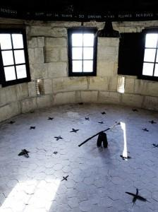 L'art contemporain emménage au Château