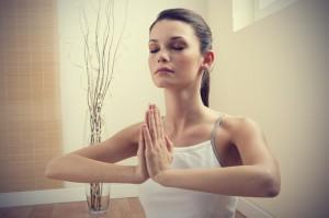 Yoga, méditation et aromathérapie