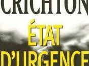 Etat d'urgence Michael Crichton