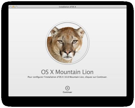 MacOSXLionMoutain Mac OS X Moutain Lion   Mon avis, des astuces