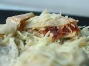 Ravioli poulet/courgette