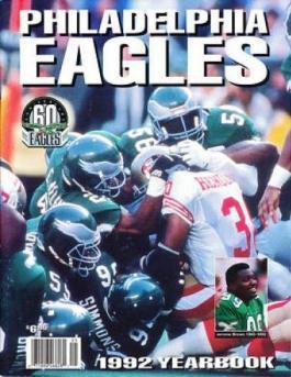 NFL Book: Le jour où les Eagles n'ont pas voulu céder