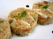 Quinoa calamars