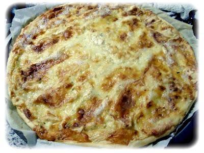 Recette de la tarte au fromage facile & rapide - Paperblog