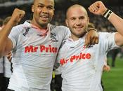 Super Sharks Michalak rejoignent Chiefs finale