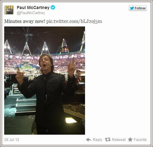 JO paul McCartney