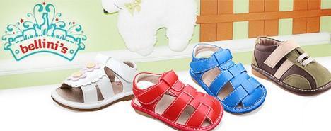 57d54d7df7fd0 Bellini s - Chaussures enfants en vente privée - Paperblog