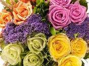 bouquet olympique Londres