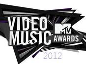 Video Music Awards 2012 nominés sont...