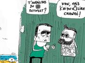 Vacances, twitter facebook émissaires