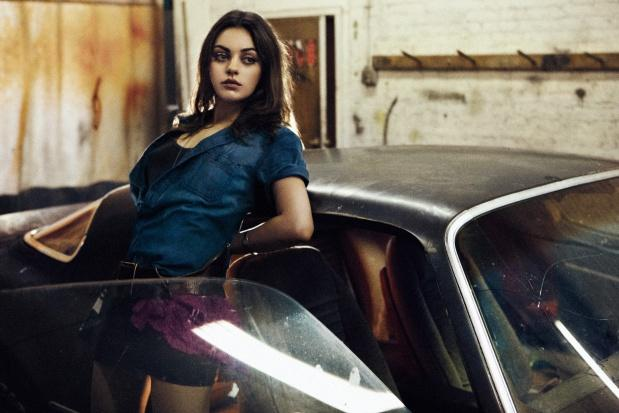 Mila Kunis rock-folk pour Interview : In or Out ?