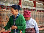 Xining monastère tibétain Kumbum