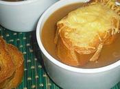 "Soupe l'oignon gratinée ""Recette Ramadan"""