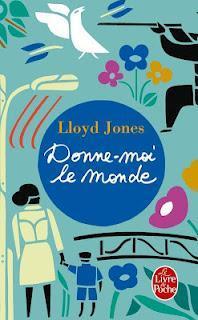 Lloyd Jones - Donne-moi le monde