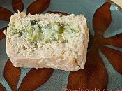 Terrine saumon poireaux