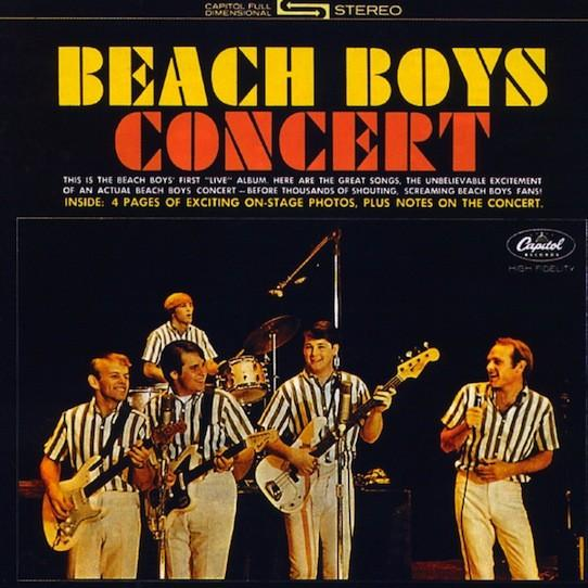 The Beach Boys #1.2-Beach Boys Concert-1964