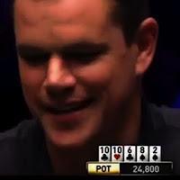 Poker : langage corporel lors d'un slowplay