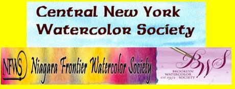 Aquarellistes américains – Carnet de liens – Partie 24 – New York – American watercolorists –  Links book
