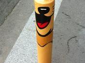 #StreetArt jolis poteaux René Goscinny Paris