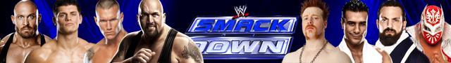 WWE Friday Night Smackdown 03/08