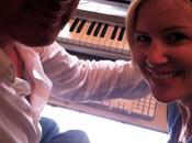 Dido studio pour 4ème album