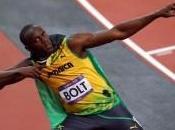 Vidéo 100m, Londres 2012 Usain Bolt