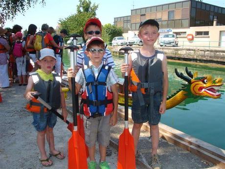 Nous avons testé le Dragon Boat…à Toul !