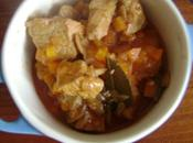 Blanquette veau sauce tomate