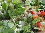 Salade americaine hachee