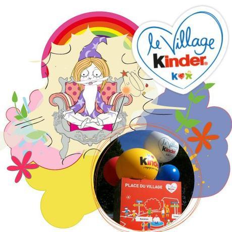 De la magie, au Village Kinder !!!