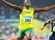 Usain Bolt l'Argentine