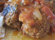 Boulettes boeuf sauce (légères rapides!!!)