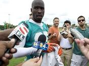 Chad Johnson libéré Dolphins